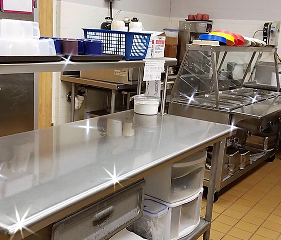 Azria Health Gretna Wins Our 2019 Cleanest Kitchen Competition