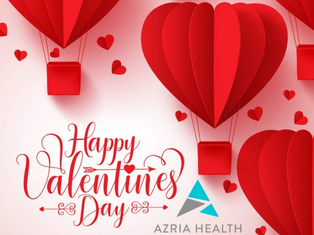 Azria Health Wishes Everyone a Happy Valentine's Day 2020!