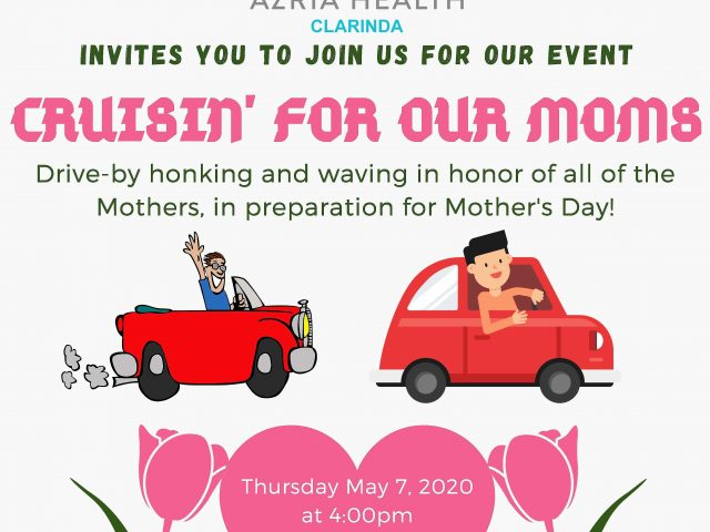 Cruisin' For Our Moms (Clarinda)