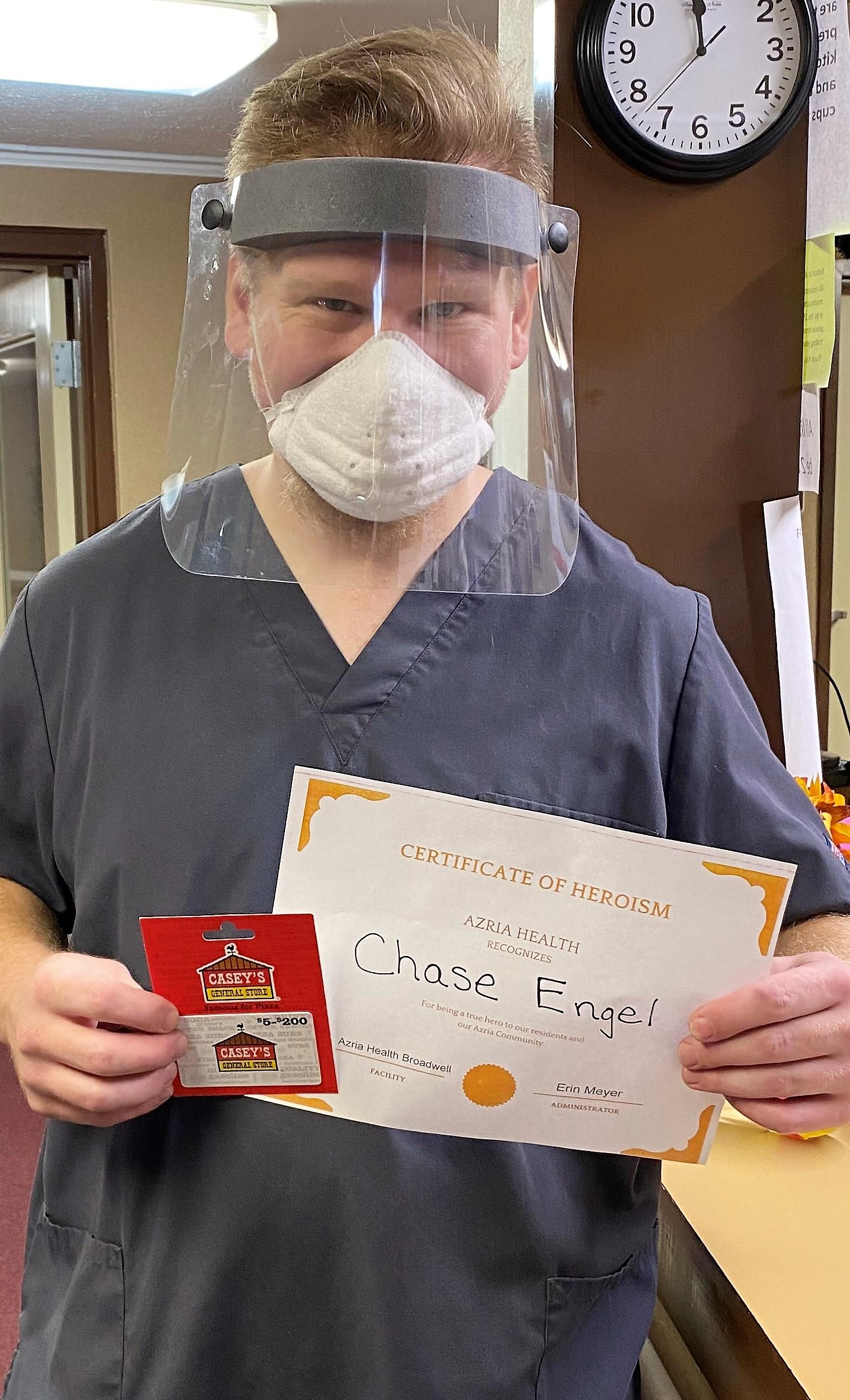 Chase Engel